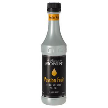 Monin, Passion Fruit Concentrate Flavor, 375 ml. (4 Count)
