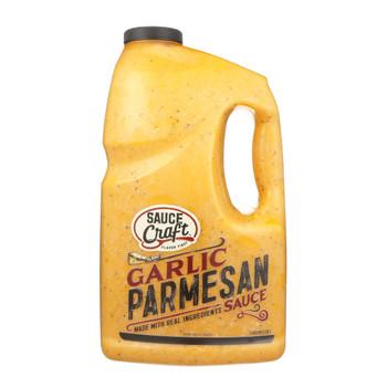 Sauce Craft, Garlic Parmesan Sauce, 1. Gallon (2 Count)
