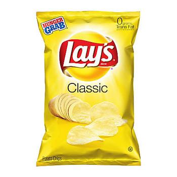 Lay's Brand Regular, 2.25 oz. BIG Bag (1 count)