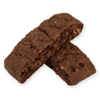 Cookies United, Petite Chocolate Almond Biscotti, 6 lb. (1 count)