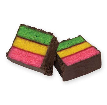 Cookies United, Rainbow Layer Cake, 5 lb. (1 count)