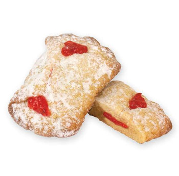 Cookies United, Raspberry Pocket Cookie, 5 lb. (1 count)
