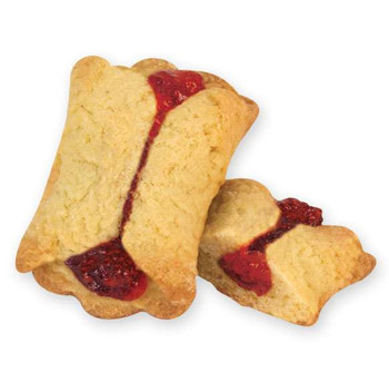 Cookies United, Sugar Free Raspberry Pocket Cookie, 5 lb. (1 count)