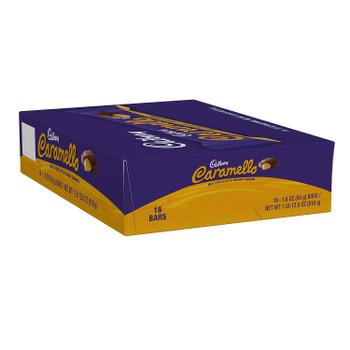Cadbury Caramello, 1.6 oz. Bars ( 18 Count)