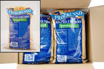 Progresso, Bulk Italian Style Bread Crumbs, 5 lb. (4 count)
