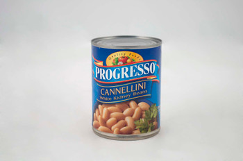 Progresso, Cannellini White Kidney Beans, 19 oz. can. (24 count)
