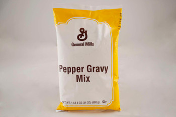 General Mills, Pepper Gravy Mix, 1.5 lb. (6 count)