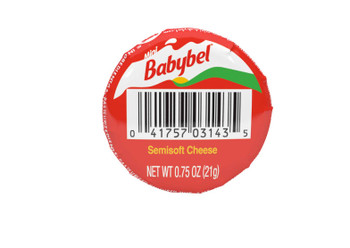 Mini Babybel Original, .7 oz. (30 count)