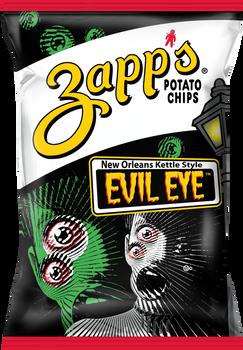 Zapp's, Evil Eye Chips, 2.625 oz. (10 count)