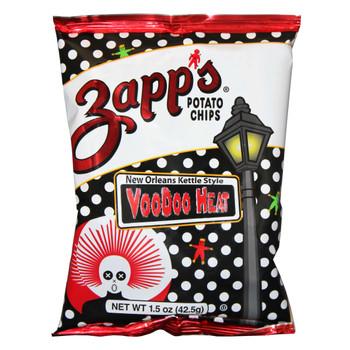 Zapp's Potato Chips, Voodoo Heat , 1.5 oz. (60 count)