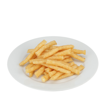 Funnel Cake Factory, Funnel Cake Fries, 4 in. (600 Count)