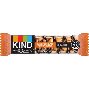Kind Frozen, Dark Chocolate Peanut Butter Bar, 1.60 oz (24 count)