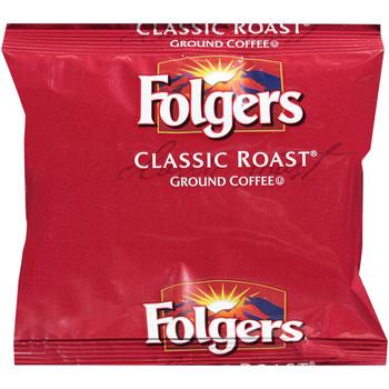 Folgers, Caffeinated Classic Roast Regular Coffee Gemini, 2.7 oz. (50 Count)