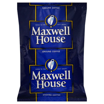 Maxwell House, Ground Coffee, 1.75 oz. (42 Count)