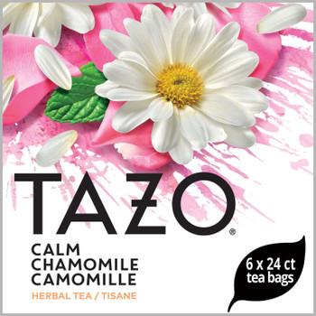 Tazo, Calm Chamomile Tea Bag,  24 Bags, (6 Count)