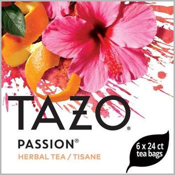 Tazo, Passion Tea Bag, 24 Bags, (6 Count)