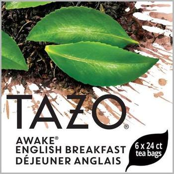 Tazo, English Breakfast Tea Bag, 24 Bags, (6 Count)