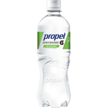 Propel, Kiwi Strawberry Flavored Electrolyte Water, 16.9 oz. (24 Count)