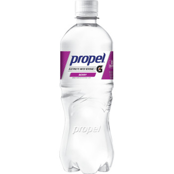Propel, Berry Flavored Electrolyte Water, 16.9 oz. (24 Count)