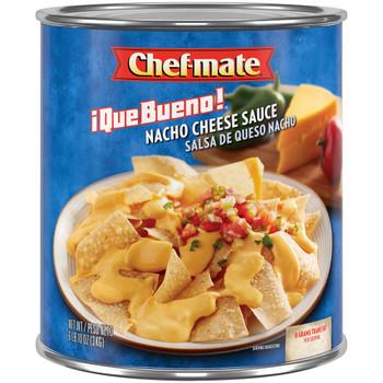Chef-Mate, Que Bueno Nacho Cheese Sauce, 106 oz. (6 Count)