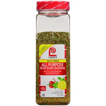 Lawry's, All Purpose Recipe Blend, 13 oz. (6 Count)