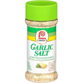Lawry's, Garlic Salt, 11 oz. (12 Count)