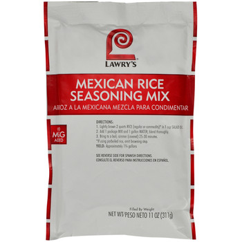 Lawry's, Mexican Rice Seasoning Mix, 11 oz. (6 Count)