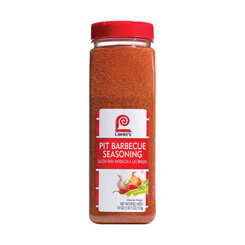 Lawry's, Pit Barbecue Seasoning, 18 oz. (6 Count)