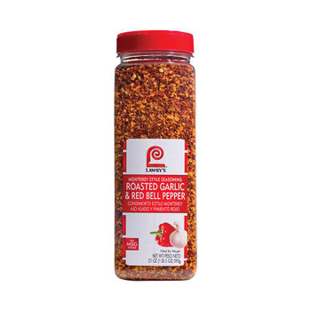 Lawry's, Roasted Garlic & Red Bell Pepper, 21 oz. (6 Count)