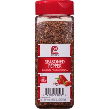 Lawry's, Seasoned Pepper, 10.3 oz. (6 Count)