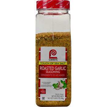 Lawry's, Touch Of Salt Roasted Garlic Herb Seasoning, 24 oz. (6 Count)