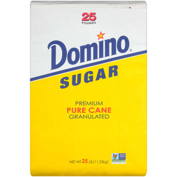 Domino, Sugar, 25 lb. (1 Count)
