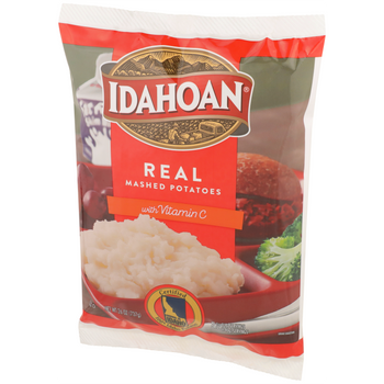 Idahoan, Real Mashed Potato With Vitamin C, 26 oz. (12 Count)