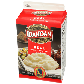 Idahoan, Gluten-Free Real Mashed Potatoes, 3.24 lb. (6 Count)