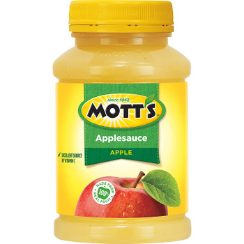 Mott's, Original Applesauce, 24 oz. (12 Count)