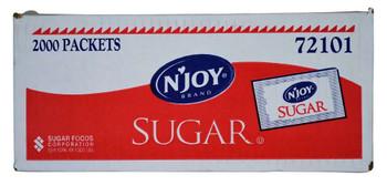 N'Joy, Sugar, .1 oz. (2000 Count)