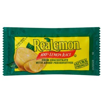 ReaLemon Lemon Juice, Portion Pac, .14 oz. (338 Count)