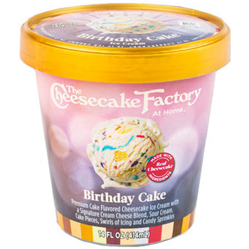 The Cheesecake Factory, Birthday Cake, Pint (1 Count)