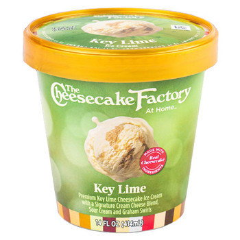 The Cheesecake Factory, Key Lime, Pint (1 Count)