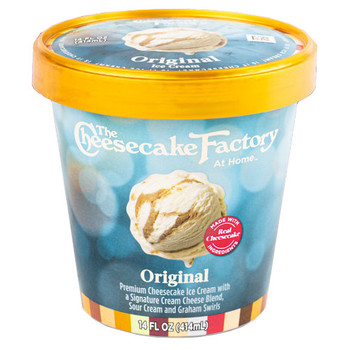 The Cheesecake Factory, Original, Pint (1 Count)