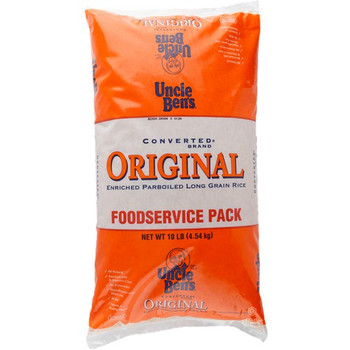 Uncle Ben's, Converted Rice, 10lb. (2 Count)