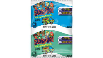 Betty Crocker, Scooby-Doo Fruit Snacks, .9 oz (96 Count)