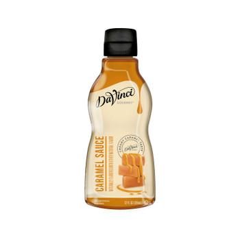 DaVinci Gourmet, Caramel Sauce, 12 oz. (6 Count)