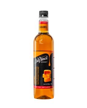 Davinci Gourmet, Caramel Syrup, 750 ml (4 Count)
