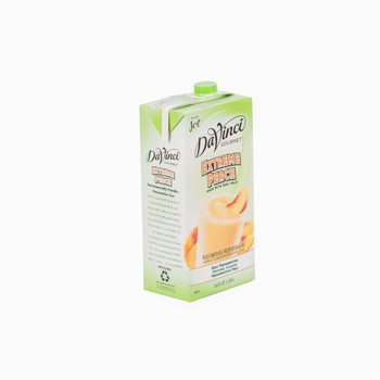 Davinci Gourmet, Extreme Peach Smoothie Mix, 64 oz. (6 Count)