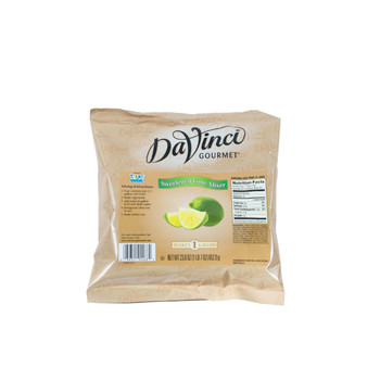 Davinci Gourmet, Sweetened Lime Drink Mixer, 23 oz. (12 Count)