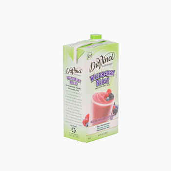 Davinci Gourmet, Wildberry Blast Smoothie Mix, 64 oz. (6 Count)