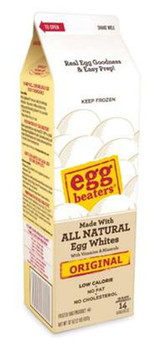 Egg Beaters, Original Made With All Natural Egg Whites, 32. oz (12 Count)
