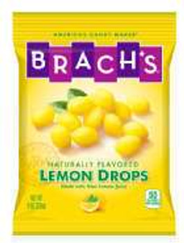 Brachs, Lemon Drops, 9 oz. (12 Count)