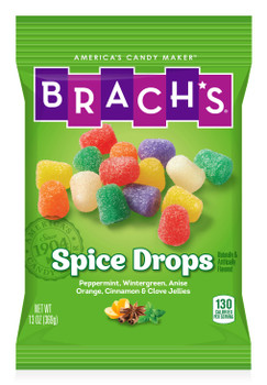 Brachs, Spice Drops, 13 oz. (12 Count)